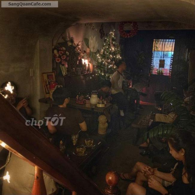 Sang quán Cafe nhạc vị trí đẹp trung tâm Sài Gòn