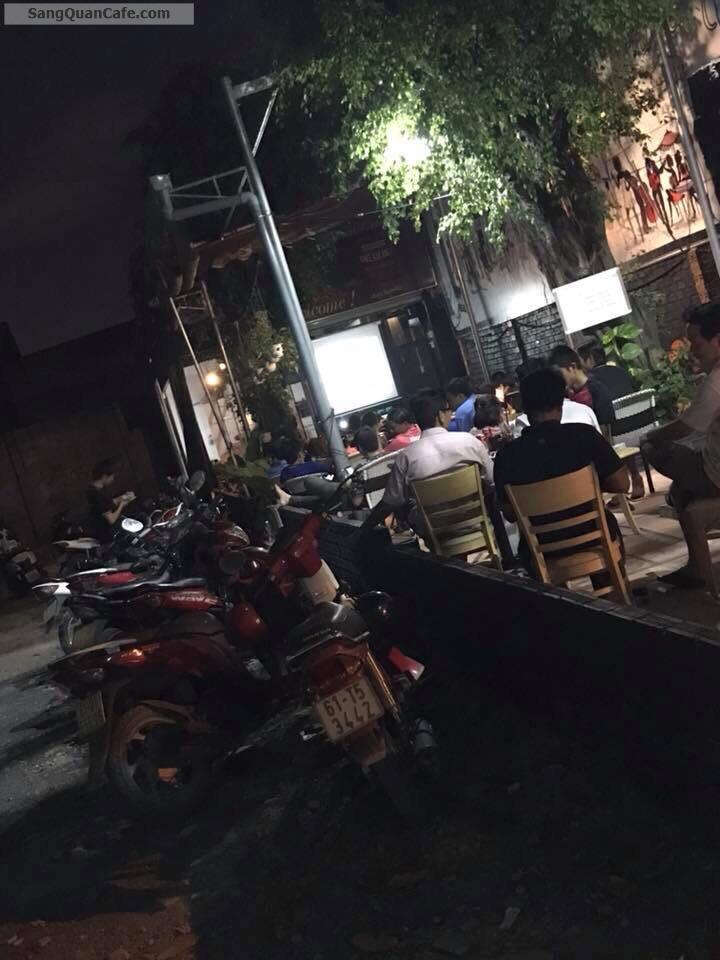 Sang quán coffee 150m2, Đông Hoà, T.X Dĩ An