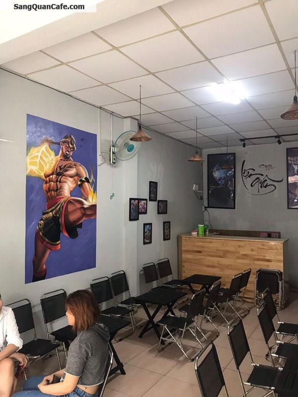 Cần sang nhượng quán cafe MB đẹp