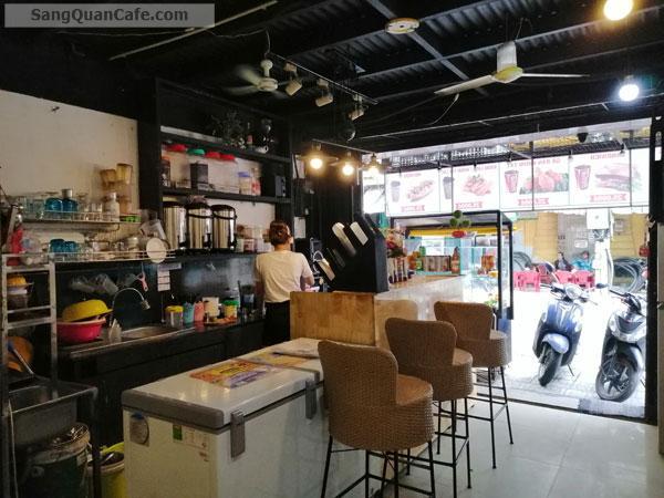 Sang Quán Cafe + Trà Sữa quận 5