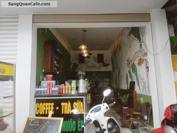 Sang quán cafe Mặt tiền Tây Hòa Q9