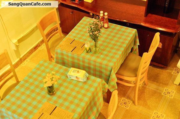 Sang Cafe Quán Ăn View Ban Công Hồ Con Rùa , Q.3