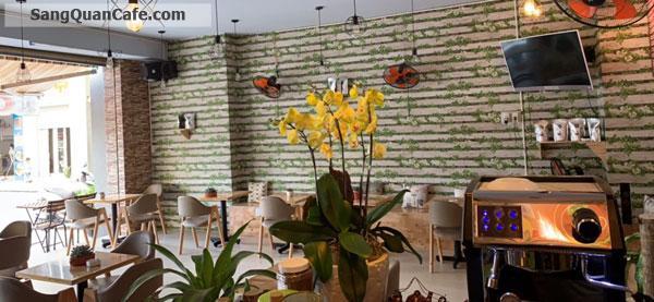 Sang gấp quán Cafe Chung Cư Petroland Quận 2.