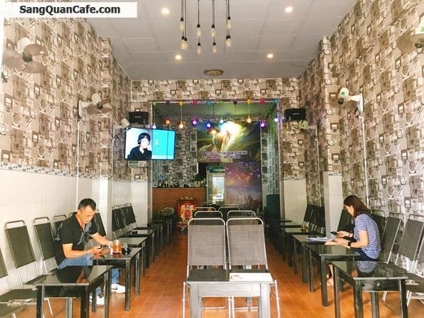 Sang quán cafe vị trí cực đẹp mặt tiền