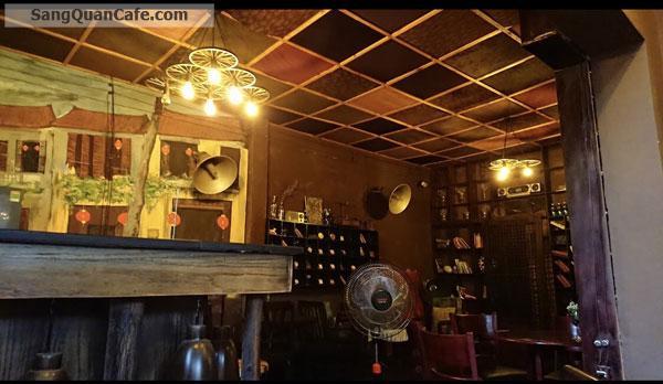 Sang quán cafe cơm văn phòng quận 1