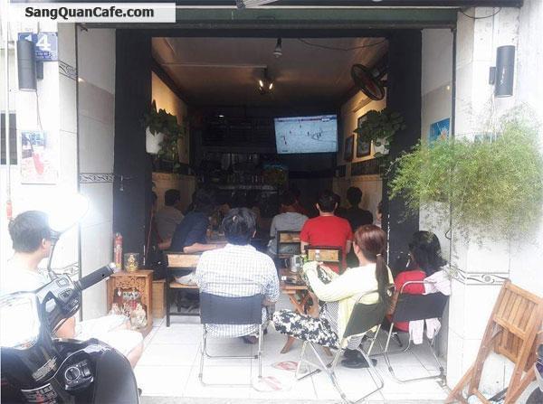 Sang quán cafe nhà nguyên căn quận 7