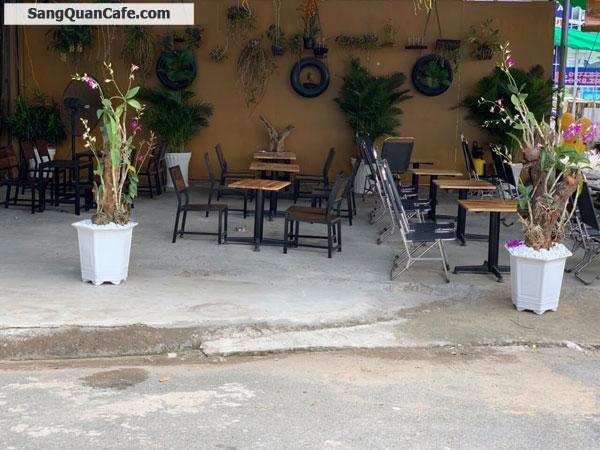 cần sang lại quán Cafe MILANO mới xây dựng