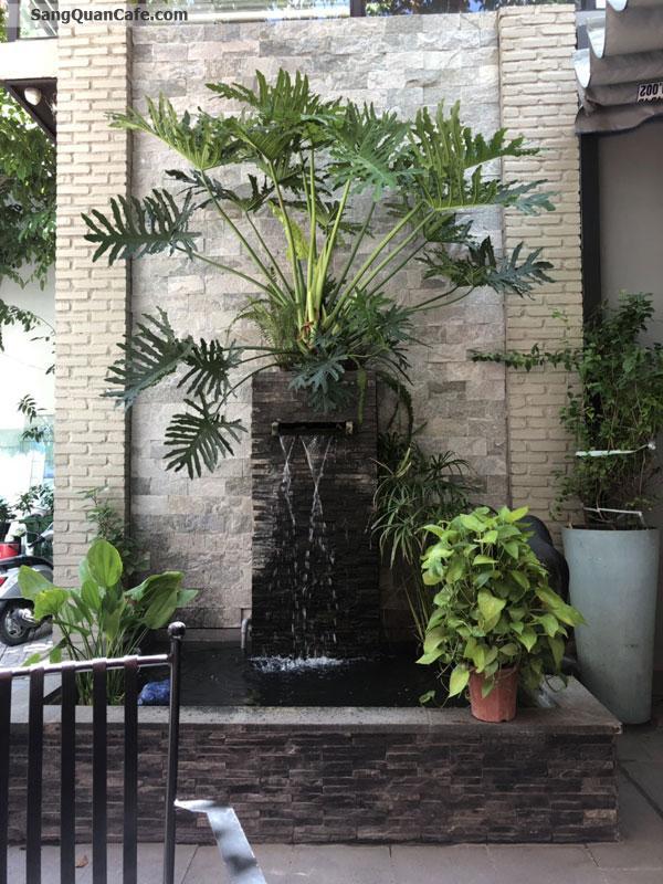 Cần Sang Quán Cafe cao cấp view đẹp Công viên Gia Định