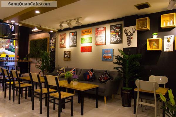 Sang quán Cafe Máy Lạnh quận  Tân Bình.