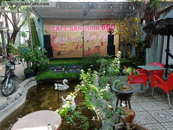 Cần chuyển nhượng hợp đồng kinh doanh quá cafe Võng, Sân Vườn