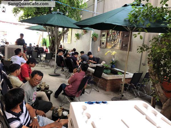 Cần sang nhượng quán cafe mặt tiền đường cây trâm