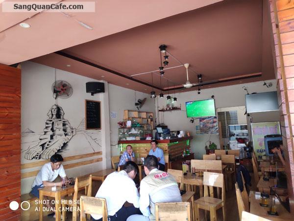 Sang quán Cafe Mặt Tiền Xô Viết Nghệ Tỉnh