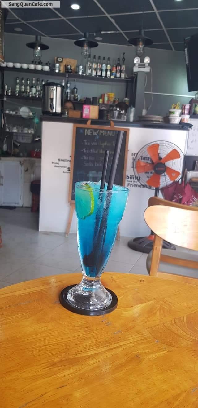 Sang gấp quán cafe Lô Góc Hồng Hà - Yên Thế Tân