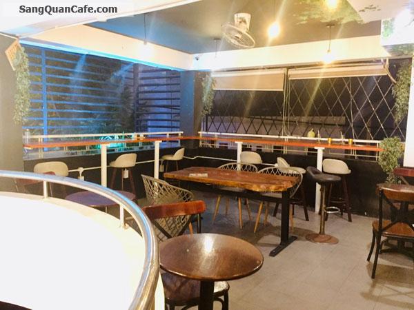 Sang toàn bộ toà nhà full nội thất và cơ sở thiết bị Cafe