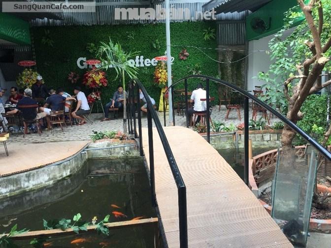 Sang quán Cafe sân vườn 19 Nguyễn Thị Minh Khai , Quận 1