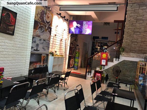 Sang quán cafe đường Nguyễn Sỹ Sách