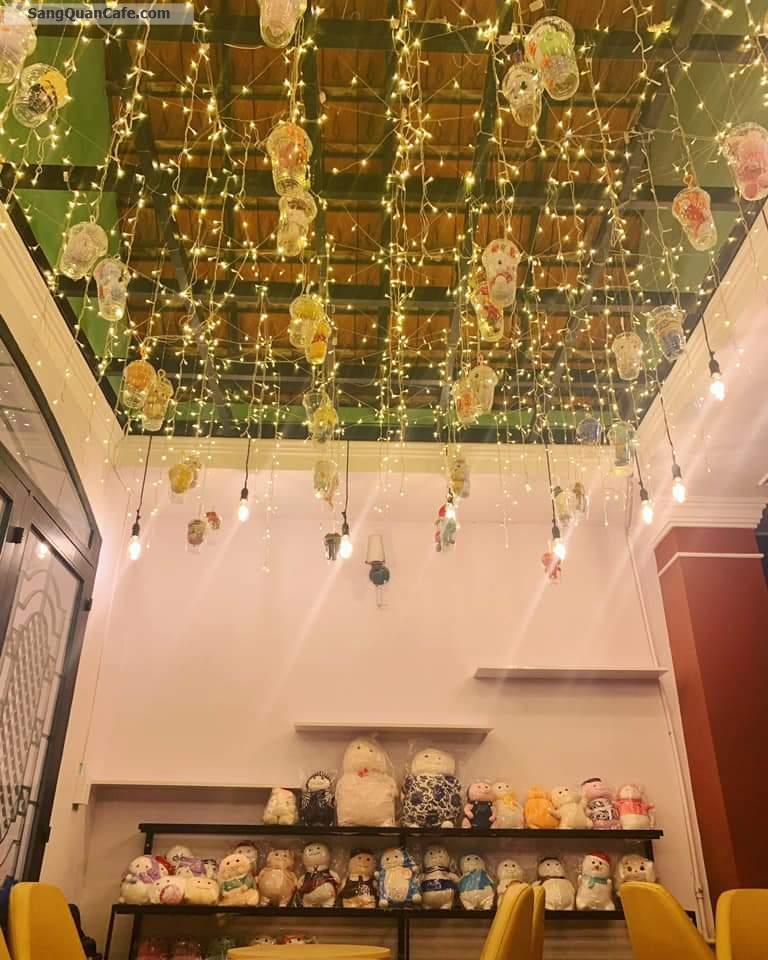 Sang Quán Cafe 17/6 Nguyễn Thái Học, Q. 1