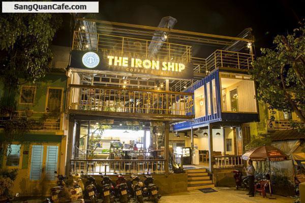 Cần sang nhượng café - beer garden The Iron Ship