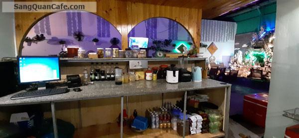 Cần sang nhượng mặt bằng kinh doanh cafe khu kinh doanh sầm uất