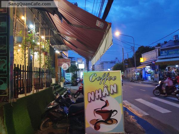 Sang quán coffee quận Bình Tân