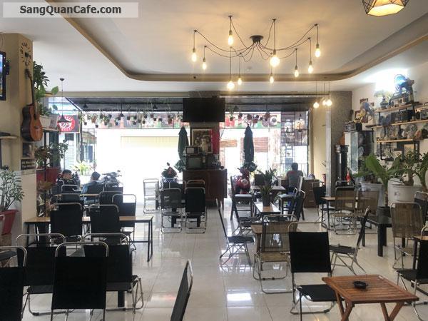 Sang quán Cafe 2 mặt tiền 200m2