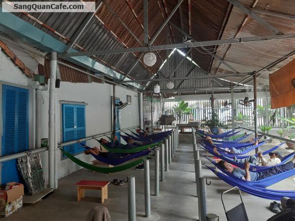 Cần sang quán cafe sân vườn 680m2
