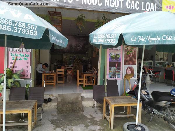 Sang quán Cafe Ghế gỗ Đường quận Bình Tân