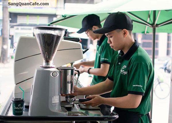 Sang Quán Cafe trung tâm quận 11