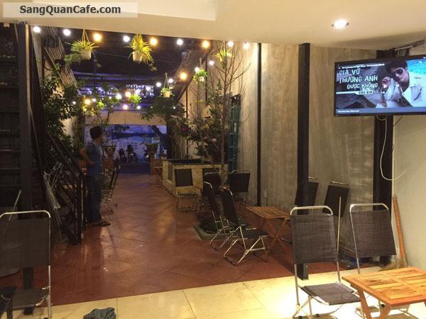 Sang quán cafe 311 Hồng Lạc, Tân Bình