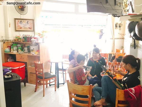 Sang quán cafe cực đẹp ngay CC Căn Hộ Phú Thạnh