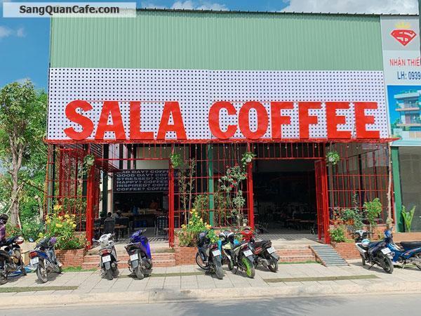 Sang quán coffee số 1 khu đô thị Phúc An