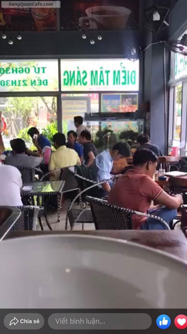 Sang Quán Cafe + Cơm Văn Phòng quận 7