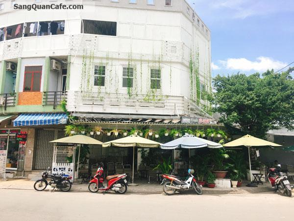 Sang Cafe Góc 2 MT mặt bằng Cực Đẹp