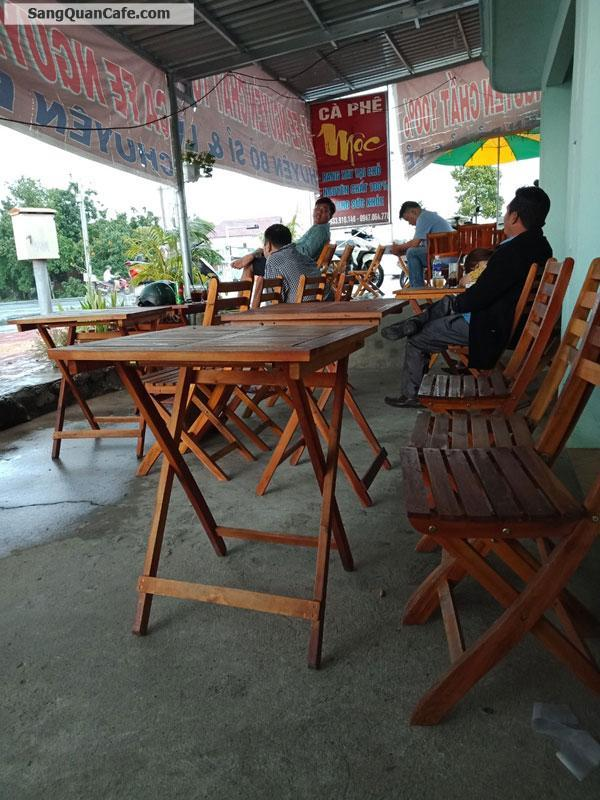 Sang quán cafe góc Ngã Tư 10m x 15m