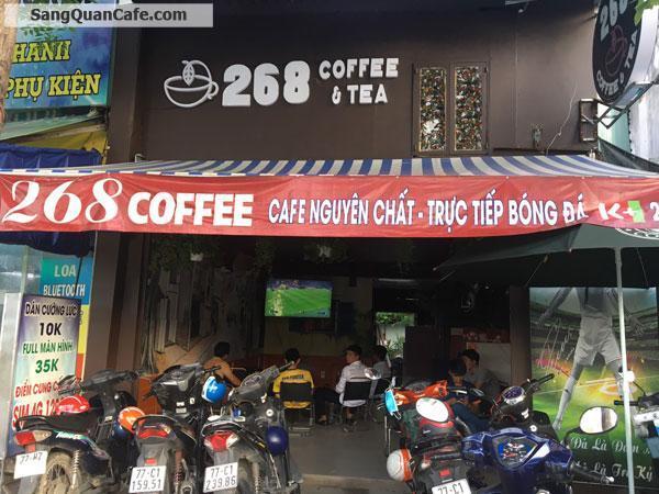 Cần sang gấp quán coffee 2 mặt tiền 50m2