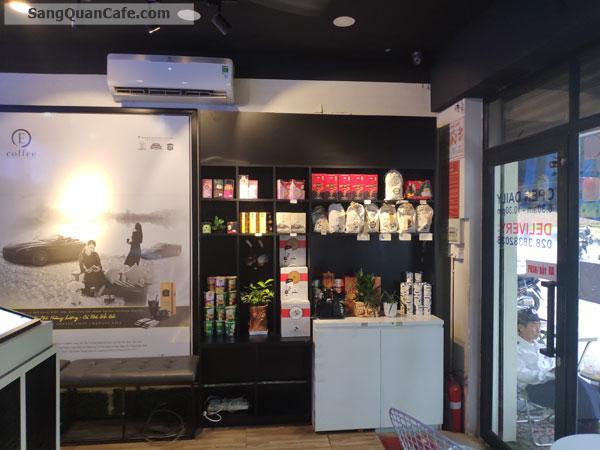 Cần sang quán Cafe - Trà sữa thương hiệu