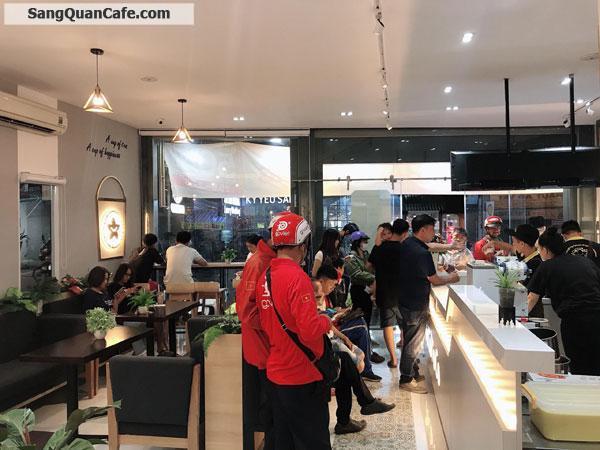 Cần Sang Lại Quán cafe Trà Sữa Đang KD