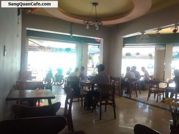 Sang quán Cafe 2 Mặt Tiền khu CX Bắc Hải