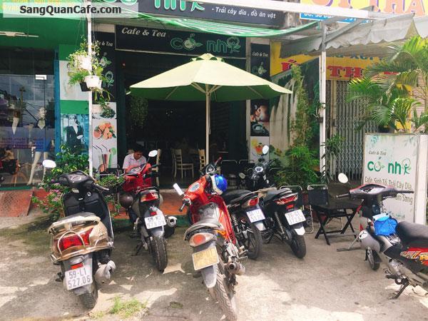 Sang Quán Cafe đẹp, quận 8