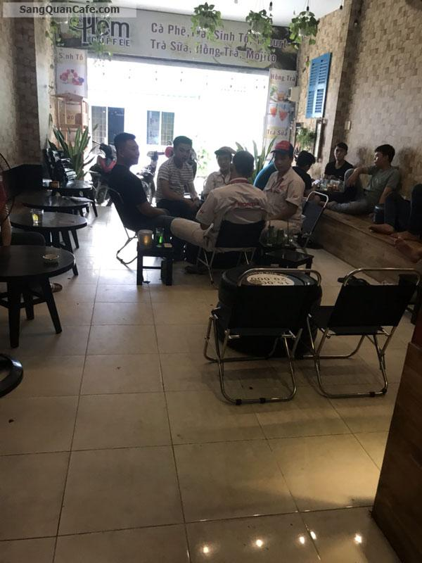 Sang MB kinh doanh cafe + lẩu nướng sân thượng