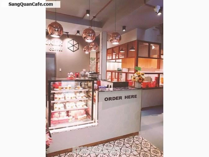 Sang quán cafe mặt tiền ngay chợ Phạm Văn Hai