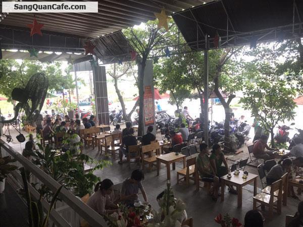 Sang quán Cafe đang hoạt động tốt và lợi nhuận cao,