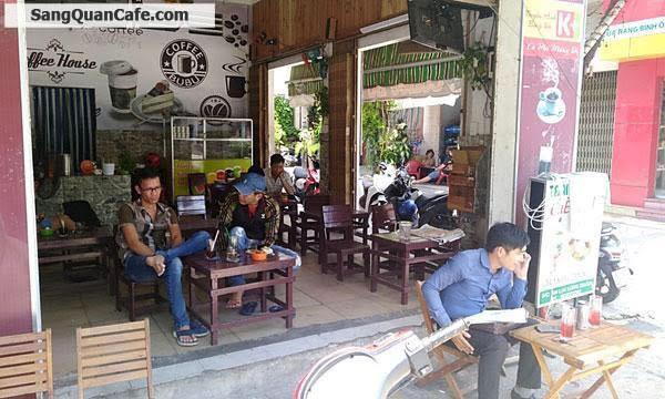 Sang Quán Cafe Góc 2 Mặt Tiền