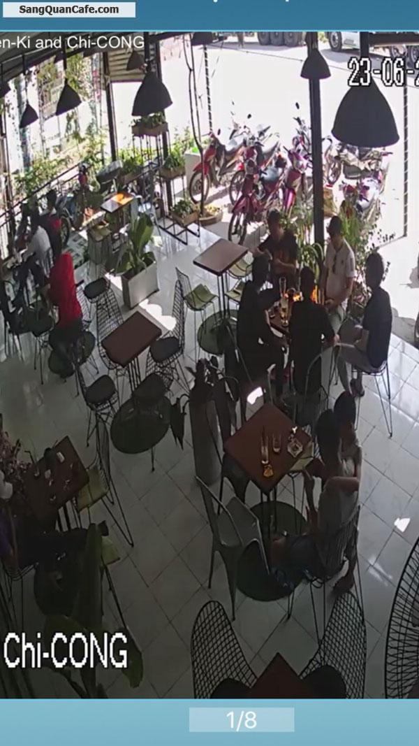 Sang Cafe MB đẹp đối diện Cty Kính Nổi