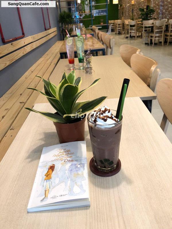 Sang quán P.I.N coffee & milk tea quận Ninh Kiều.
