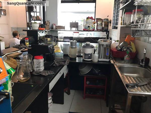 Sang quán cafe mặt tiền, Mặt bằng: 8 triệu/ tháng