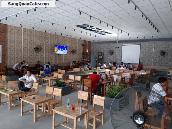 Sang Cafe Ghế Gỗ MB đẹp 12m x 30m