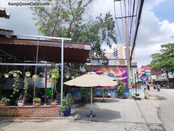 Sang lại quán cafe sân vườn vị trí đẹp đắc địa