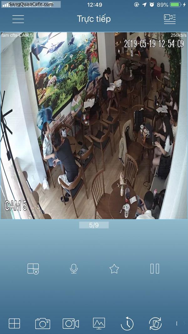 Sang quán cà phê trà sữa tâm huyết của 2 mẹ con