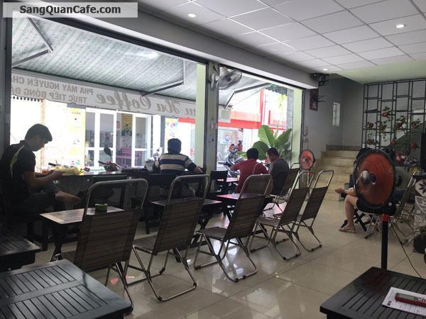 Sang nhượng quán cafe đông khách